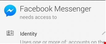 Calm down dear, its only a messaging app!