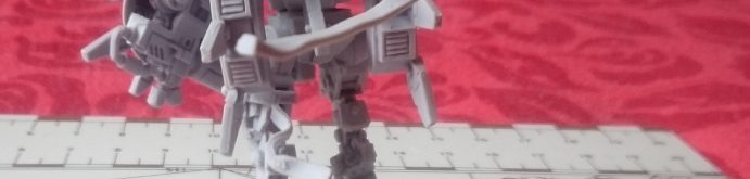 Commander Farsight, Rear