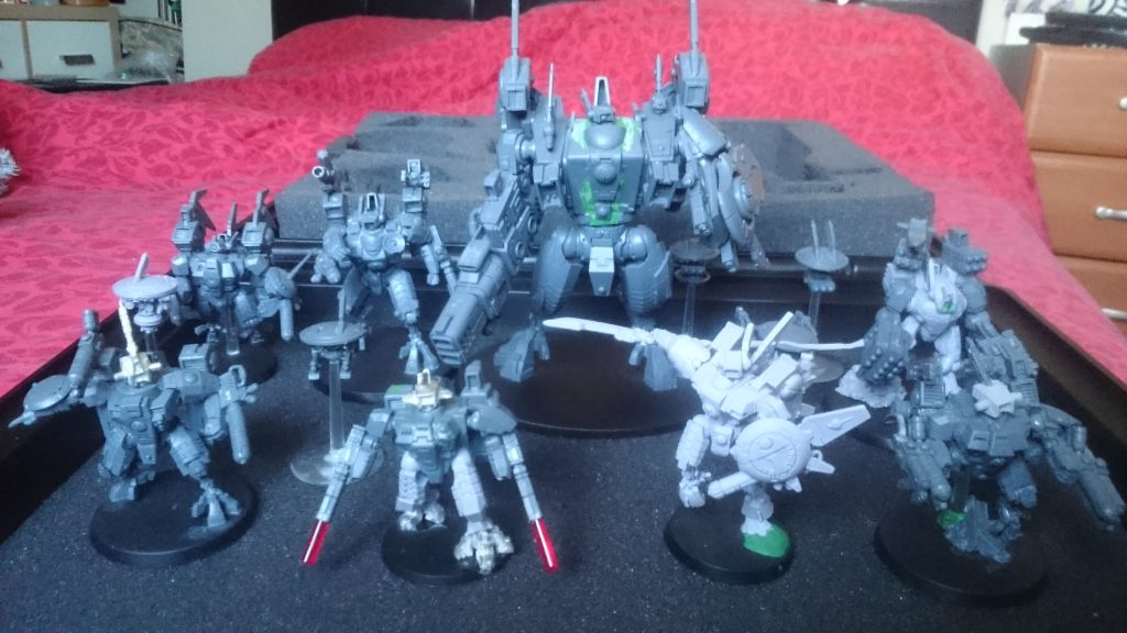 Farsight Enclaves: The Eight